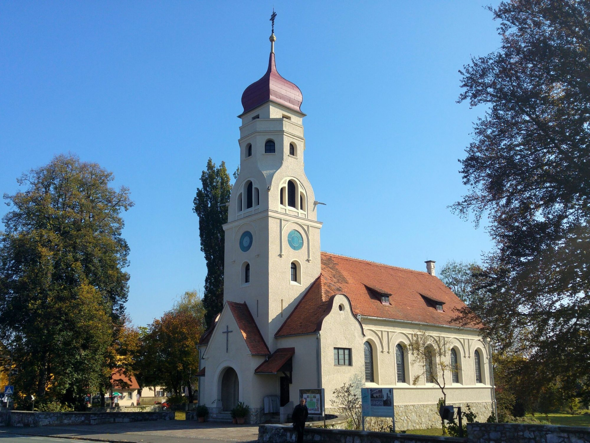 Evangelisch in Bad Radkersburg